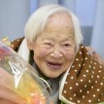 大川ミサヲさん(世界最高齢ギネス)が死去。昔はかわいい?どういう人物だったのか調べてみた!