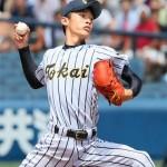 吉田凌は大阪桐蔭に入学してた可能性もあったの?直球の最速や球種についても調べた。東海大相模OBの原監督は獲得したいみたい