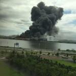 羽田空港の近くの工場で火災が発生した!周辺への影響はどうなのか。近隣住民に被害があるのか心配・・・