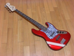 Fender Mexico Deluxe active Jazz Bass