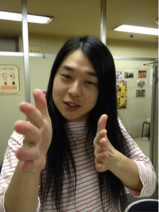 POISON GIRL BAND吉田と阿部の結...