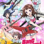 BanG Dream(バンドリ)の声優とアニメ放送日程を調べてみた。またバンドが人気になっていくのかな