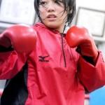 菊地流奈(ボクシング)の出身中学や高校をWiki風に!彼氏はいるのかも気になる。初優勝はなるのか