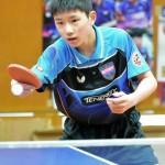 張本智和の両親は中国人らしい。チョレイの意味は一体なに?これからが楽しみな選手