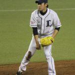 牧田和久(西武)の年俸や彼女が気になる!ピッチングの特徴や投げ方も調べてみた